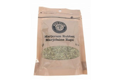 Red Club Marjoram Rubbed 21g
