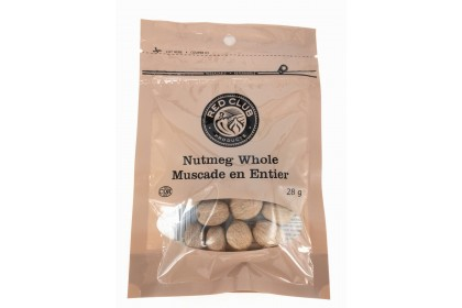 Red Club Nutmeg Whole 28g