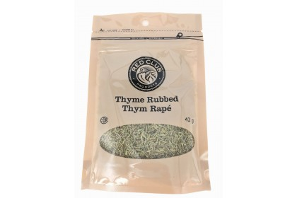 Red Club Thyme Rubbed 42g