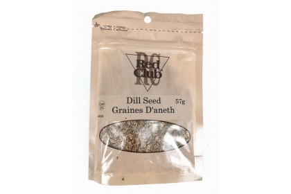 Red Club Dill Seed 57g