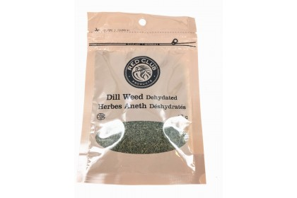 Red Club Dill Weed Dehydated 17g