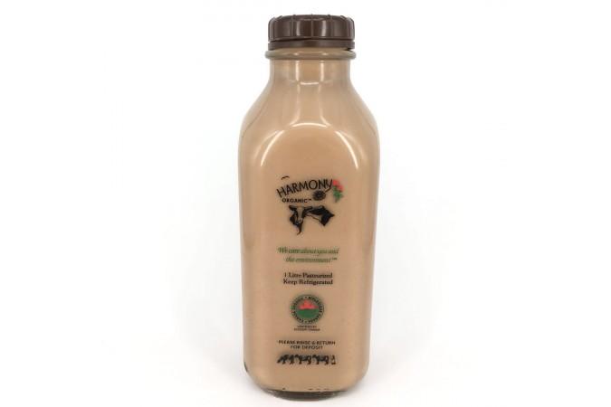 Harmony Chocolate Milk  Organic