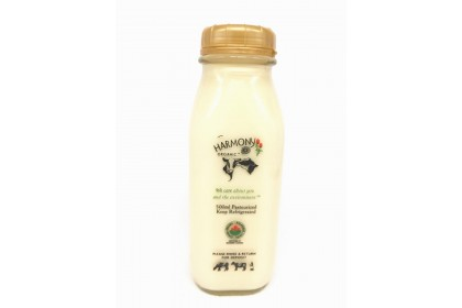 Harmony 35% Whipping Cream Organic 500ml