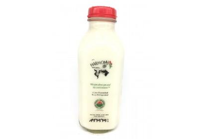 Harmony 3.8% Homogenized Milk  Organic