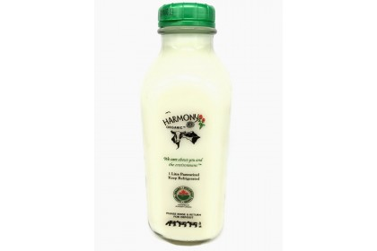 Harmony Skim Milk Organic 1L