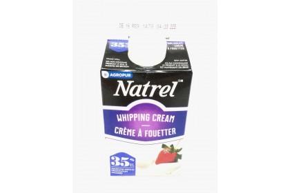 Cream Sealtest 35% Whipped   473ml