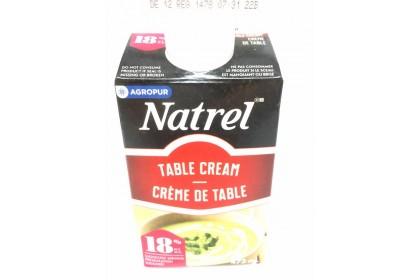 Cream Sealtest 18%  Table  473ml