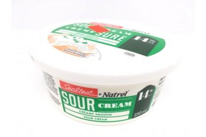 Cheese SEALTEST 14% Sour Cream 250ml