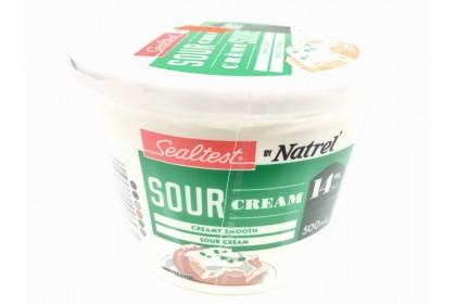 Cheese SEALTEST 14% Sour Cream 500ml