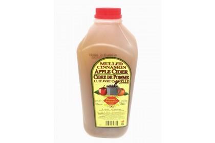 Sweet Mulled Cinnamon Apple Cider 2L