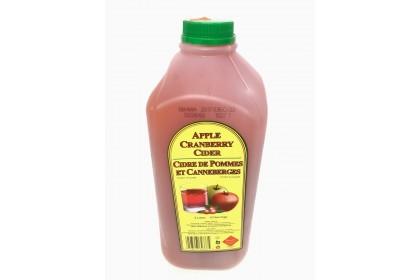 Sweet Apple Cranberry Cider 2L