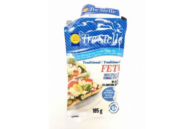 Cheese Feta Light Traditional  185g