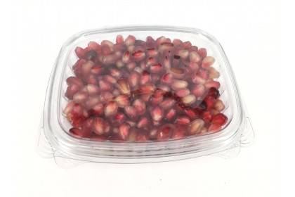 Cut Pomegranate seed