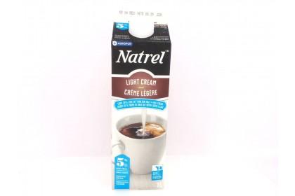 cream Natrel 5% light  1L