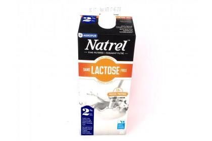 Milk 2L Natrel Lactosse Free 2%  Partly Skimmed