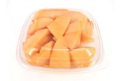 Cut Cantaloupe