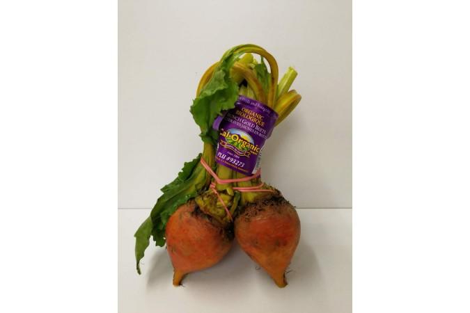 Beet Golden  Organic