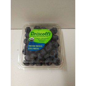 berries Blueberries  Organic