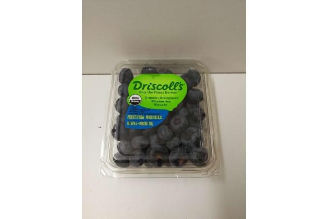 berries Blueberries  Organic